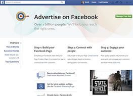 facebook ads originate media