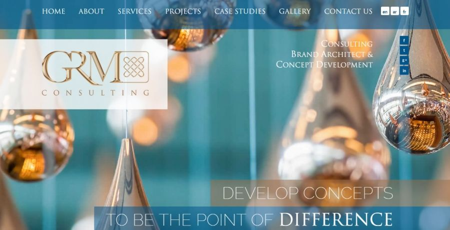 Logo CID and web design